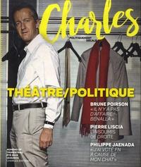 Arnaud Viviant - Revue Charles N° 28, été 2019 : Théâtre/politique.