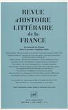 René Godenne et Sabrinelle Bédrane - Revue d'histoire littéraire de la France N° 2, Avril-juin 200 : La nouvelle en France dans le premier vingtième siècle.