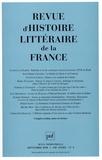 Claude La Charité et Jean-Pierre Collinet - Revue d'histoire littéraire de la France N° 3, Septembre 2008 : .
