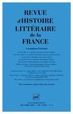 Sylvie Menant et Jean-Paul Dekiss - Revue d'histoire littéraire de la France N° 4 : Les maisons d'écrivain.
