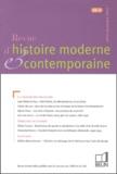 Jean-Marie Le Gall et Cédric Michon - Revue d'histoire moderne et contemporaine Tome 50 N° 3 Juillet : .