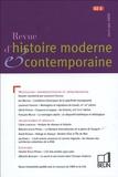 Laurence Fontaine - Revue d'histoire moderne et contemporaine Tome 52 N° 2, Avril- : Montagnes : représentations et appropriations.