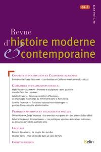 Daniel Roche - Revue d'histoire moderne et contemporaine Tome 66 N° 2, avril- : .
