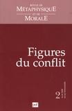 Isabelle Thomas-Fogiel - Revue de Métaphysique et de Morale N° 2, avril-juin 200 : Figures du conflit.