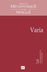 Revue de Métaphysique et de Morale N° 3, juillet-septem.pdf