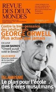 Valérie Toranian - Revue des deux Mondes Décembre 2020-janvie : La peur.