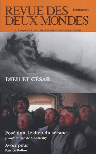Michel Crépu et René Rémond - Revue des deux Mondes Février 2005 : .