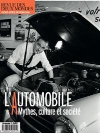 Valérie Toranian - Revue des deux Mondes Hors-série patrimoin : L'automobile - Mythes, culture et société.