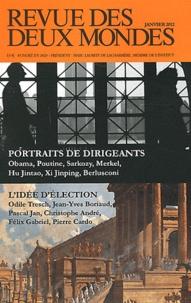 Michel Crépu - Revue des deux Mondes N° 1, Janvier 2012 : .