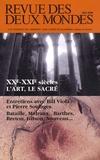 Saul Friedländer et Frédéric Verger - Revue des deux Mondes N° 5, mai 2008 : XXe-XXIe siècles, l'art, le sacré.