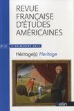 Isabelle Alfandary - Revue Française d'Etudes Américaines N° 137, 3e trimestre : Héritage(s).