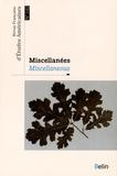 Hélène Le Dantec-Lowry et Antoine Cazé - Revue Française d'Etudes Américaines N° 142, 1er trimestr : Miscellanées.