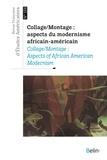 Belin - Revue Française d'Etudes Américaines N° 154, 1er trimestr : Collage/Montage : aspects du modernisme africain-américain.