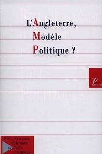Picard Editions - Revue française d'Histoire des idées politiques N° 12 : L'Angleterre, modèle politique ?.