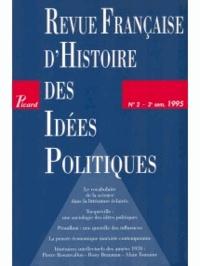 Picard Editions - Revue française d'Histoire des idées politiques N° 2 : .