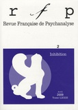 Denys Ribas - Revue Française de Psychanalyse Tome 73 N° 2, Avril : Inhibition.