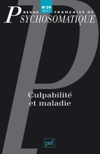 Marina Papageorgiou - Revue française de psychosomatique N° 39, 2011 : Culpabilité et maladie.