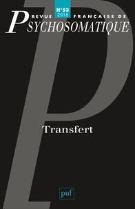 Revue française de psychosomatique N° 53, 2018.pdf