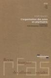 Ministère Affaires Sociales - Revue française des Affaires sociales N° 5 : Organisation des soins en psychiatrie.