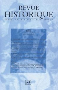 Yves Krumenacker et Jean-Yves Mollier - Revue historique N° 638, Avril 2006 : .