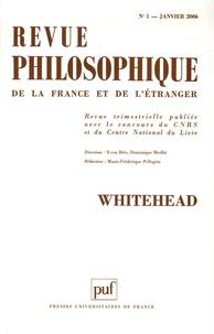 Xavier Verley et Maurice Elie - Revue philosophique N° 1, Janvier 2006 : .