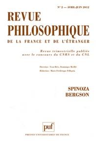 Yvon Brès et Dominique Merllié - Revue philosophique N° 2, Avril-Juin 201 : .