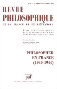 Revue philosophique N° 3, Juillet-septem.pdf