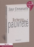 Soeur Emmanuelle - Richesse de la pauvreté - 1 CD Mp3.