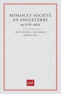 J Ducrocq - Roman et société en Angleterre au XVIIIe siècle.