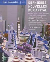 Frédéric Neyrat et Jérôme Maucourant - Rue Descartes N° 49 : Dernières nouvelles du capital.