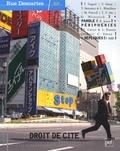 Thierry Paquot - Rue Descartes N° 63 : Droit de cité.