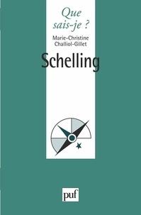 Marie-C Challiol-Gillet - Schelling.