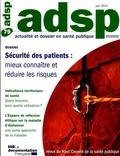 HCSP - Sécurité des patients.