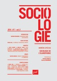 Abdellali Hajjat et Marwan Mohammed - Sociologie Volume 5 N° 1/2014 : Sociologie de l'islamophobie.
