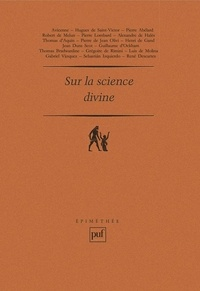 Jean-Christophe Bardout et  Collectif - Sur la science divine.