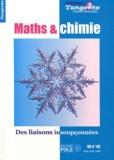Gérard Férey - Tangente Hors-série N° 43 : Mathématiques et chimie - Des liaisons insoupçonnées.