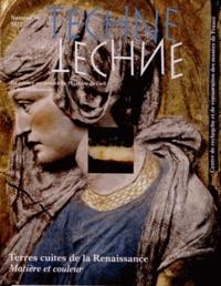 Anne Bouquillon et Marc Bormand - Technè N° 36, 2012 : Terres cuites de la Renaissance : matière et couleur.