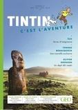 Eric Meyer - Tintin c'est l'aventure N° 2, septembre-octo : Iles - Terres d'imaginaire.
