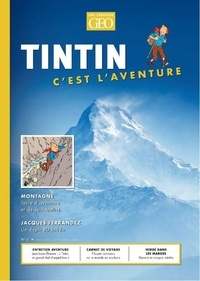 Eric Meyer - Tintin c'est l'aventure N° 3, novembre-décem : La montagne.