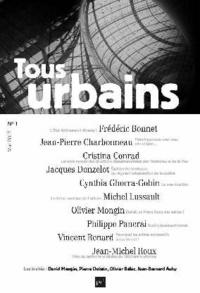 Frédéric Bonnet - Tous urbains N° 1, mai 2013 : .