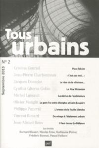 Frédéric Bonnet - Tous urbains N° 2, Septembre 2013 : Faut-il liquider la voiture ?.