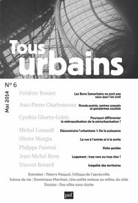 Frédéric Bonnet - Tous urbains N° 6, Mai 2014 : .