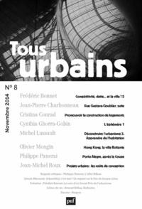 Frédéric Bonnet - Tous urbains N° 8, Novembre 2014 : .