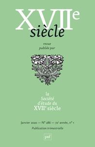 Charles-Olivier Stiker-Métral - XVIIe siècle N° 286, février 2020 : Lucien et la satire en prose au XVIIe siècle.