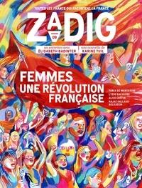 François Vey - Zadig N° 9 : Femmes, une révolution française.