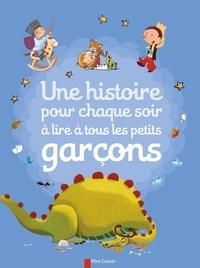 Flammarion - Une histoire pour chaque soir à lire à tous les petits garçons.