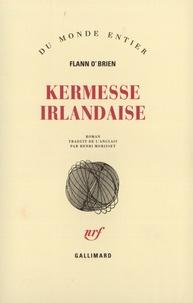 Flann O'Brien - Kermesse irlandaise.