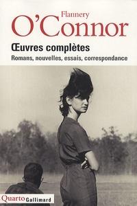 Flannery O'Connor - Oeuvres complètes - Romans, nouvelles, essais, correspondance.
