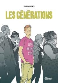 Flavia Biondi - Les générations.