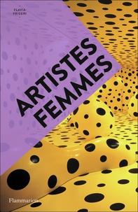 Artistes femmes - Flavia Frigeri |